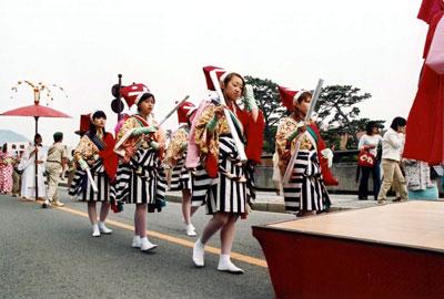 21.Mochi pounders' dance