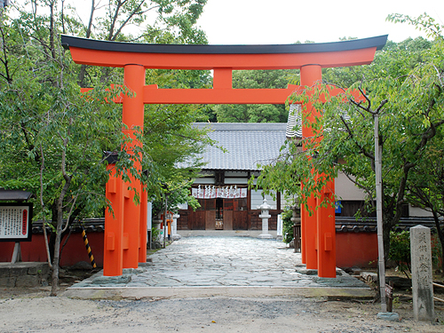 Tamatsushima Shrine
